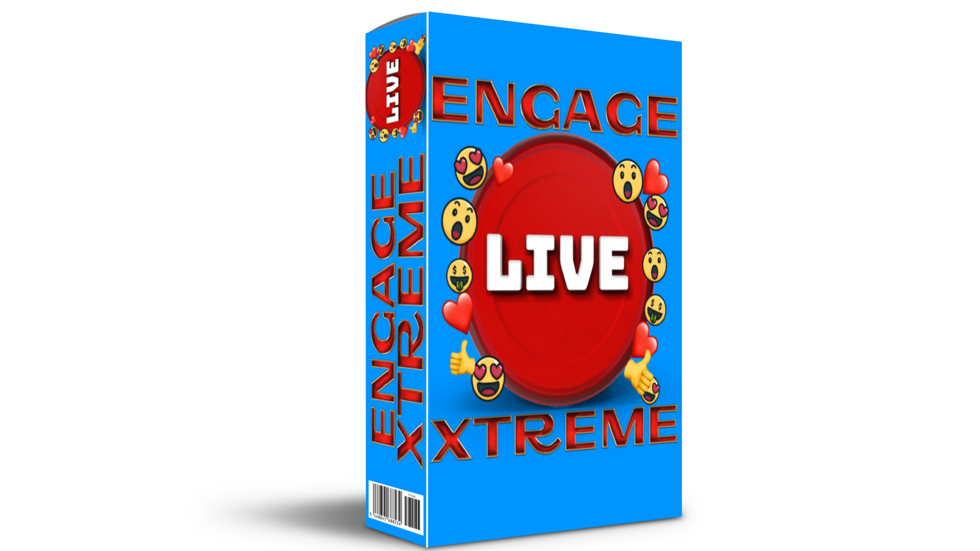 Massive Affiliate Blueprint Exclusive Bonus 1-Engage Xtreme LIVE