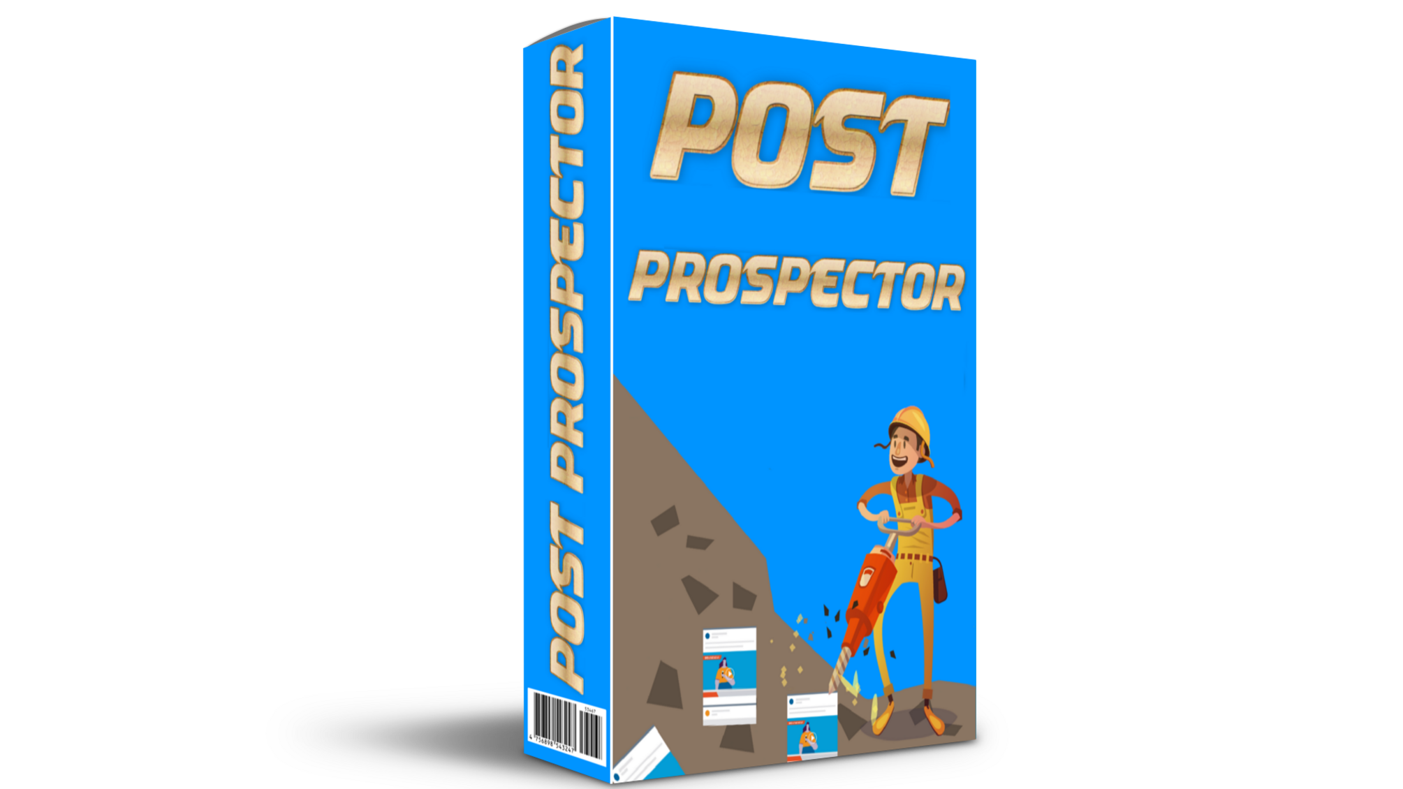 Massive Affiliate Blueprint Exclusive Bonus 3-Post Prospector